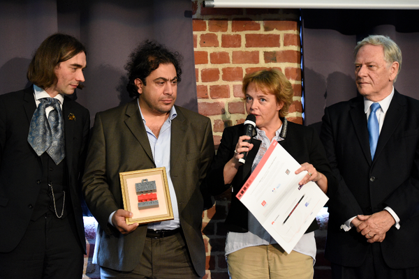 bioptimize winner of the HUAWEI Inno'start 2014 jury special prize